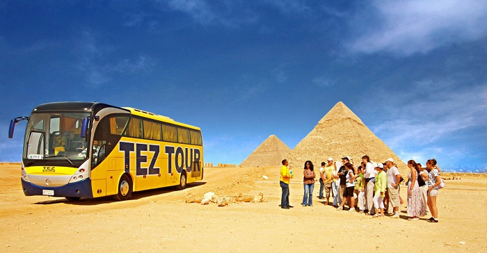 Tez Tour Egypt